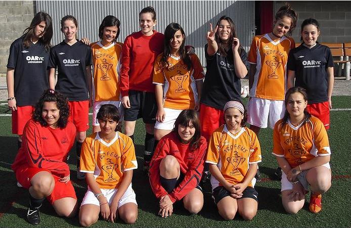 Futbol7 Institut de Vic